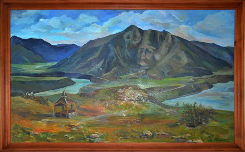 Картина Н.Кадиковой