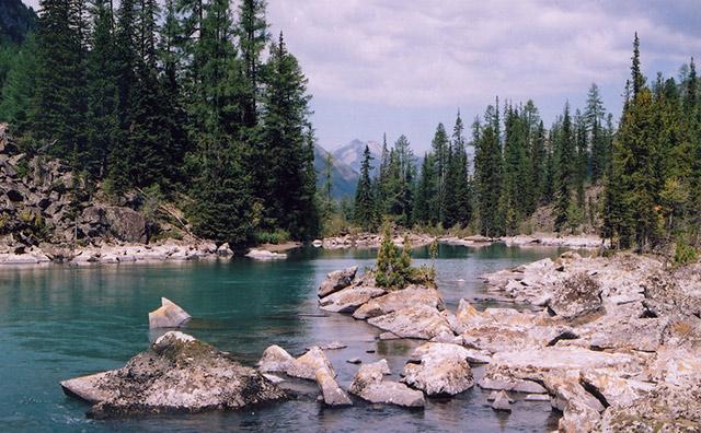 Река Нижний Кураган Озеро Ару-коль