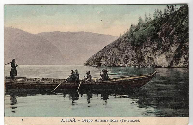 Телецкое озеро. Фото Борисов С.И.