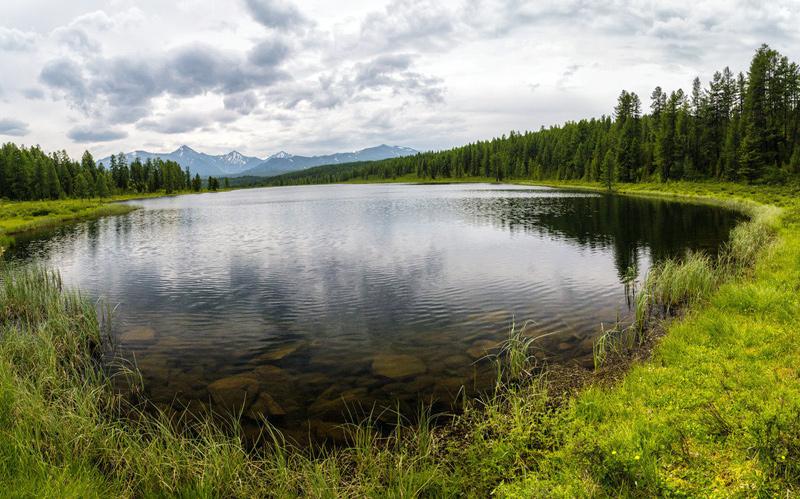 Озеро Киделю(Кудулу)