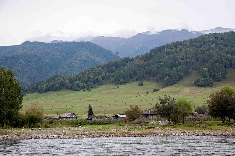 Владимировка(Чечулиха). Фото В. Владимирова